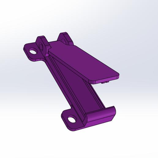 tapa_bocas_ensamblado2.PNG Download free STL file Homemade Chinstrap Clip for Covid-19 Corona Virus • 3D print template, ELREYSALE