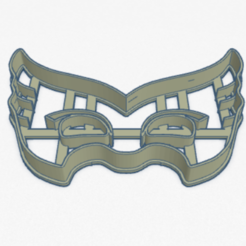 Download STL file Cookie Cutter PJ Mask Cookie Cutter • 3D printer object, ELREYSALE