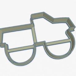 Download 3D model Cookie Cutter Truck Cookie Cutter Truck, ELREYSALE