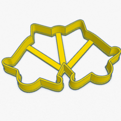 Download 3D printer designs Cookie Cutter Christmas  Christmas bells Galletita Campanas Navidad, ELREYSALE