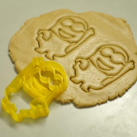"_SAM2303.JPG Download STL file Cookie Cutters ""Minions"" • 3D printable template, DaGov007"