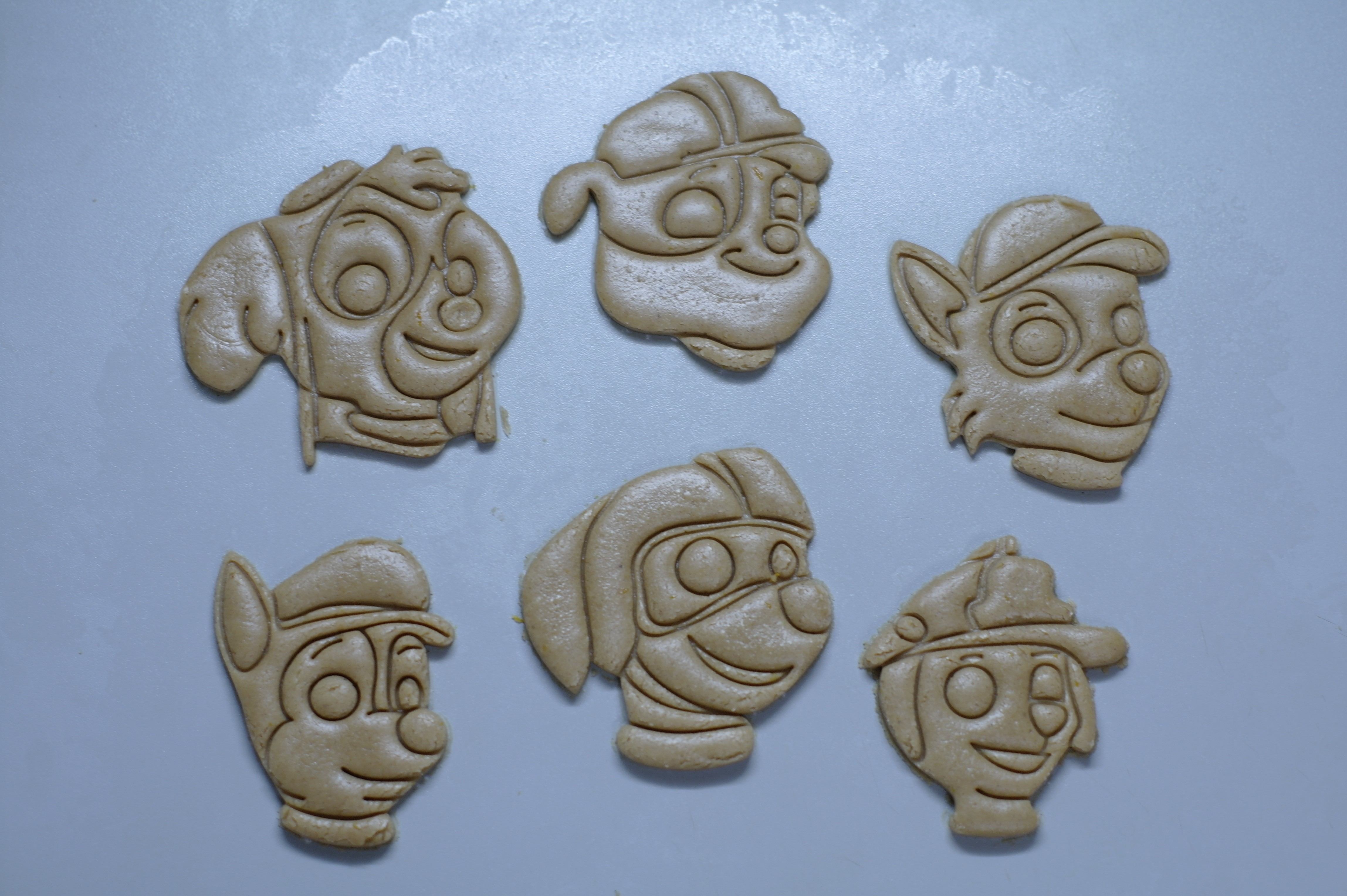"_SAM2539.JPG Download STL file Cookie Cutters ""Pow Patrol"" • 3D printable design, DaGov007"