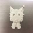 Capture d'écran 2017-03-07 à 09.56.07.png Download free STL file Husky Key chain • 3D printable design, NateCreate