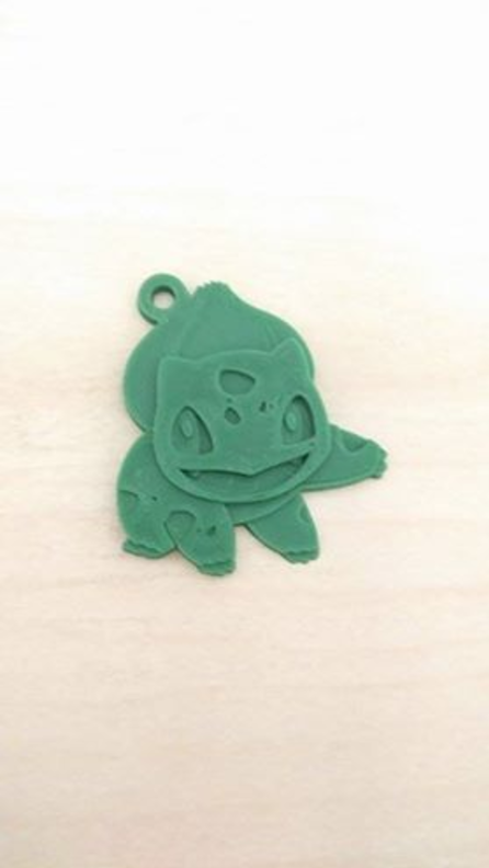 Capture d'écran 2017-01-30 à 15.49.05.png Download free STL file Bulbasaur Key chain • 3D print design, NateCreate