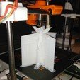 Free 3d printer designs Star for christmas tree, PHIL