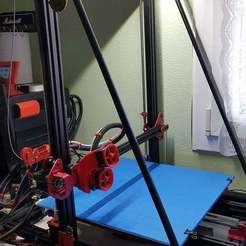 20200429_173013.jpg Download free STL file Afawise U20 Plus LED Strip + Switch ON/OFF • 3D printer design, DaGoN