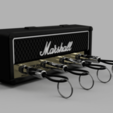 Marshall_JCM800_2019-Sep-30_12-36-19PM-000_CustomizedView9455741577.png Télécharger fichier STL gratuit Marshall Amplifier Style Keychain Holder • Plan pour impression 3D, DaGoN