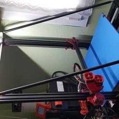20200413_162814.jpg Download free STL file Afawise U20 Plus LED Strip + Switch ON/OFF • 3D printer design, DaGoN
