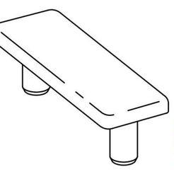 Télécharger fichier 3D gratuit IKEA BRIMNES (102372), DaGoN