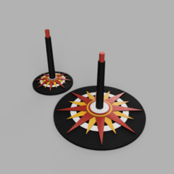 SUPPORT_2020-May-28_10-20-07PM-000_CustomizedView7926770414.png Download free STL file Battlefleet Gothic Stands • 3D printable model, DaGoN