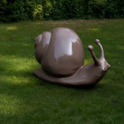 Snail.PNG Télécharger fichier STL gratuit Snail FiXL • Plan imprimable en 3D, DaGoN