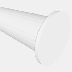 Download free 3D printing templates 4T Exhaust Cap, rhum1
