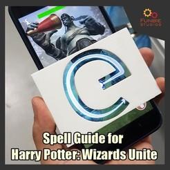 Descargar archivos 3D gratis Guías de hechizos para Harry Potter: Los magos se unen, FunbieStudios