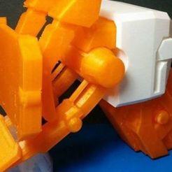 Download free 3D printing files Fall of Cybertron Teletraan-1 Terminal, FunbieStudios