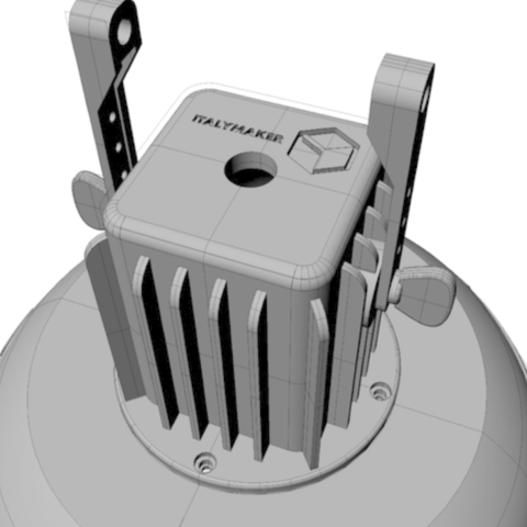 Capture d'écran 2017-06-06 à 16.04.38.png Download free STL file Industrial Lamp - 3D printed • Object to 3D print, italymaker