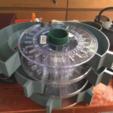 Télécharger fichier STL gratuit bobines de filament recyclées en rangements, italymaker