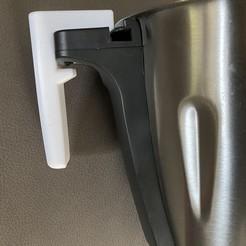 Descargar modelo 3D manija de cocina señor cocina, hugues22