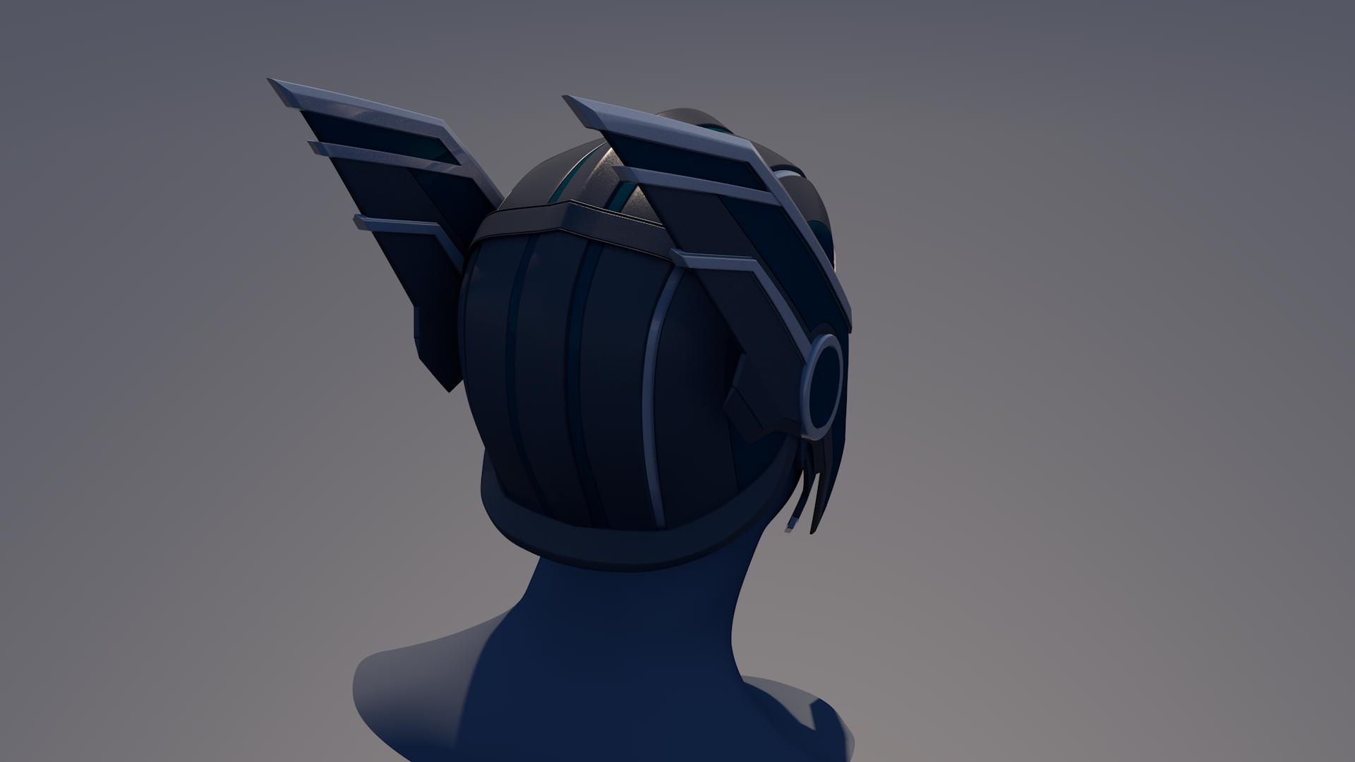 Thor Ragnarok Helmet 2.png Download STL file Thor Ragnarok Helmet • 3D print design, BlackHawk
