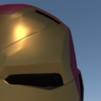 Télécharger fichier STL Casque Iron Man Mk 46, BlackHawk