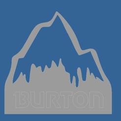 Dos.PNG Télécharger fichier STL gratuit Logo burton • Plan à imprimer en 3D, BOUVERAT3DPrint