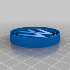 Download free STL file Cookies cutter WW • 3D printable object, BOUVERAT3DPrint