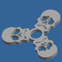 Mortel_spinner.PNG Download free STL file Mortel_spinner • Design to 3D print, BOUVERAT3DPrint