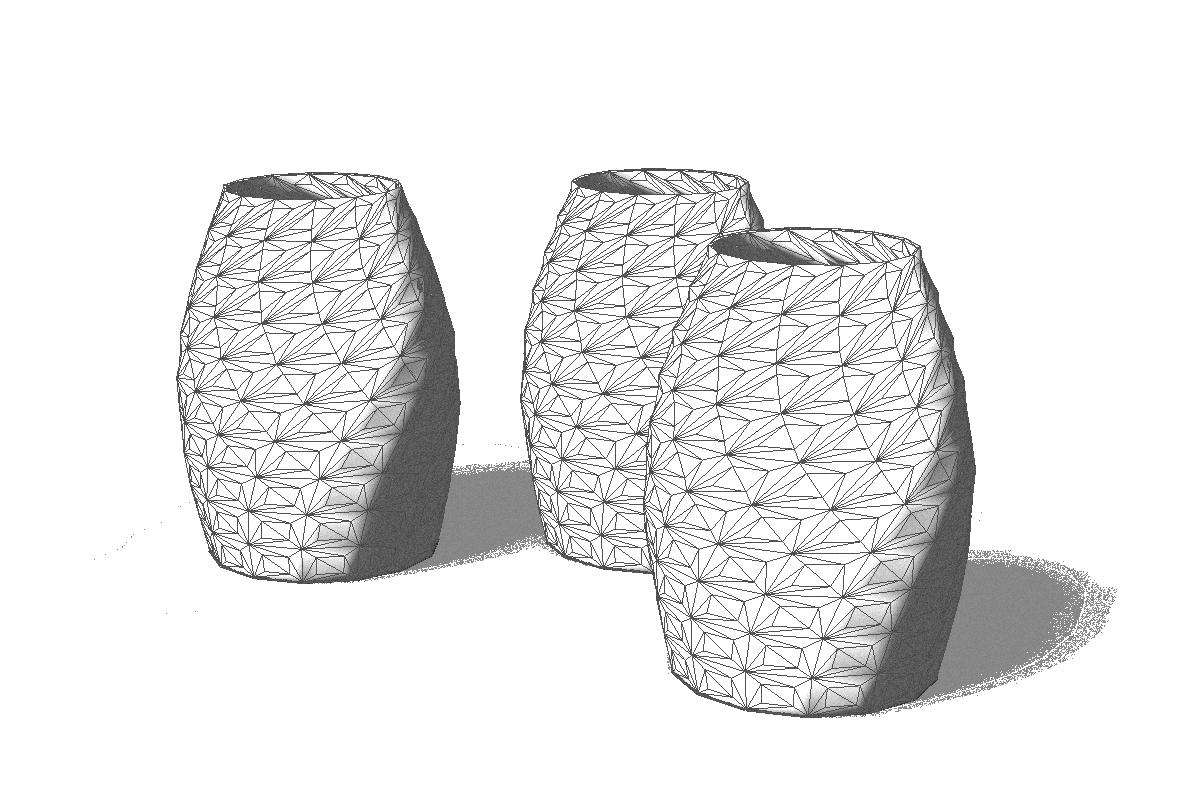 5.png Download STL file Desktop Conifer • 3D printing template, isaac
