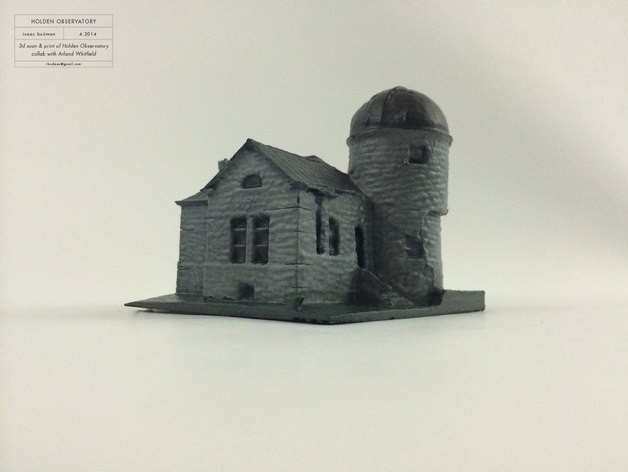 holden-web-04_preview_featured.jpg Download free STL file Holden Observatory • 3D printable object, isaac