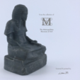 Free 3d printer files Haremhab as a Scribe of the King, isaac