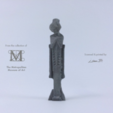 Free 3D printer file Frank Lloyd Wright - Midway Gardens Sprite, isaac