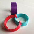 Download free STL file CLASP | A Simpler Watchband • 3D printable design, isaac