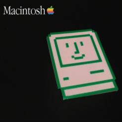 Free 3D printer model Macintosh 8-Bit, isaac