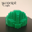 Download free 3D printer files Moderne Complex, isaac
