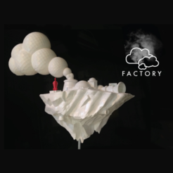 Free 3D file Cloud Factory, isaac