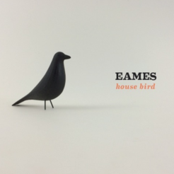 Free 3D printer file Eames House Bird, isaac