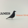 Free 3d model Eames House Bird, isaac