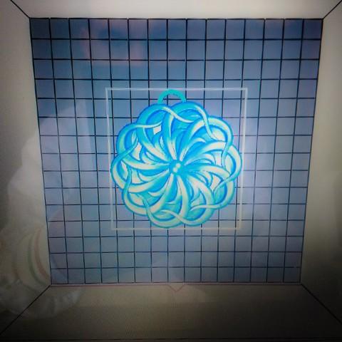 Download STL file Art-deco pendant • Design to 3D print, PLAmarket3D