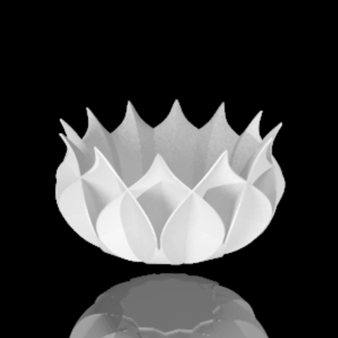 Download STL file Bold_wraps • 3D printing object, PLAmarket3D