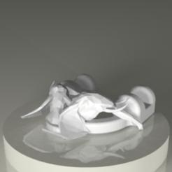 3D print model Mobile support, PLAmarket3D