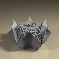 3D print model Candleholder, PLAmarket3D