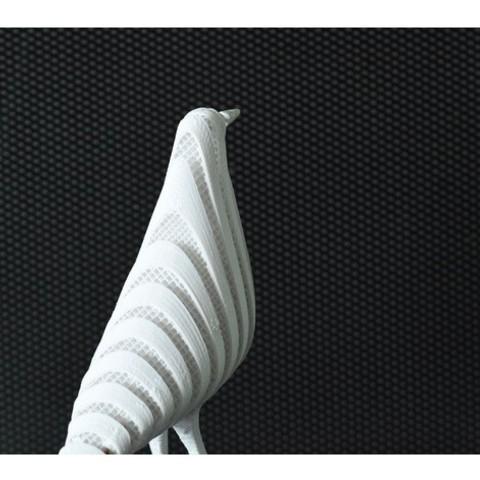 bf2518c0a200bfcd1b711f7f5291a224_preview_featured.jpg Télécharger fichier STL Sculpture d'oiseaux • Modèle pour impression 3D, JOHLINK