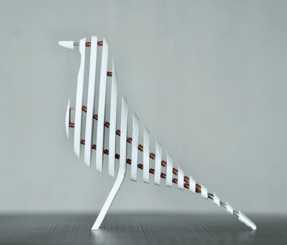 Capture d'écran 2018-02-20 à 14.55.32.png Télécharger fichier STL Sculpture d'oiseaux • Modèle pour impression 3D, JOHLINK