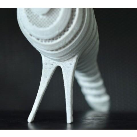 9cf6d420fe6830c80a358e383a246526_preview_featured.jpg Télécharger fichier STL Sculpture d'oiseaux • Modèle pour impression 3D, JOHLINK