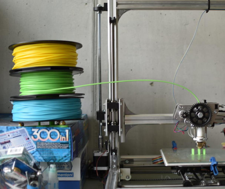 Capture d'écran 2017-05-04 à 11.16.00.png Download free STL file spool holder for several spool filament • 3D printer model, JOHLINK