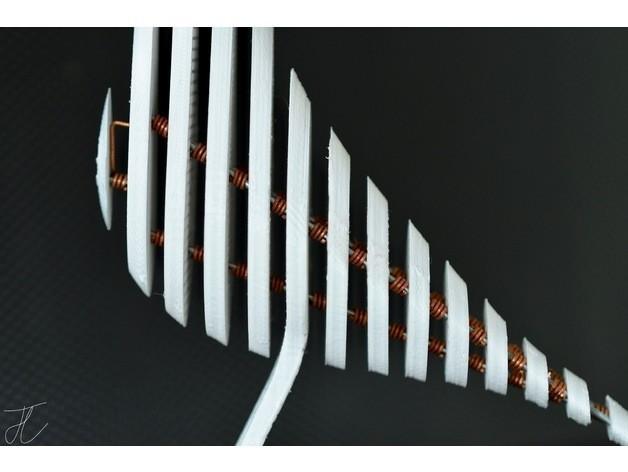 a06518dcb4aea7cd47a9aebb1007a798_preview_featured.jpg Télécharger fichier STL Sculpture d'oiseaux • Modèle pour impression 3D, JOHLINK