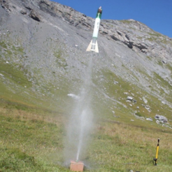 Free STL files water rocket, JOHLINK