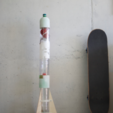 Download free 3D printer designs water rocket, JOHLINK