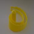 Descargar archivos STL gratis Castillo espiral logarítmico, JOHLINK