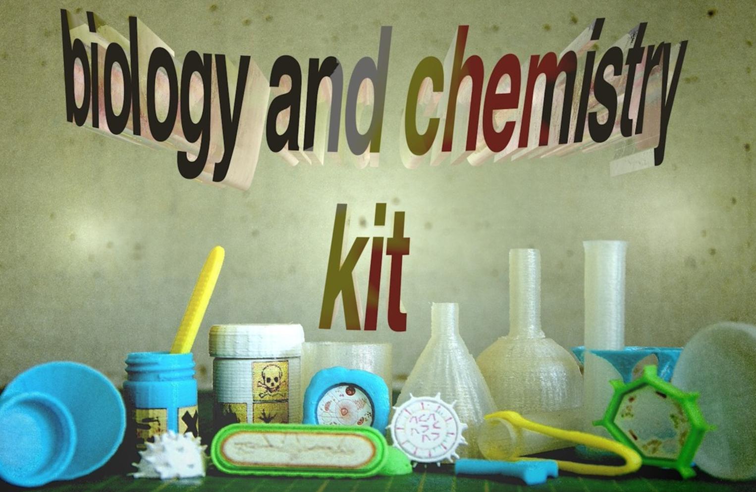 Capture d'écran 2017-05-04 à 12.30.17.png Download free STL file chemistry and biology kit • 3D printing template, JOHLINK