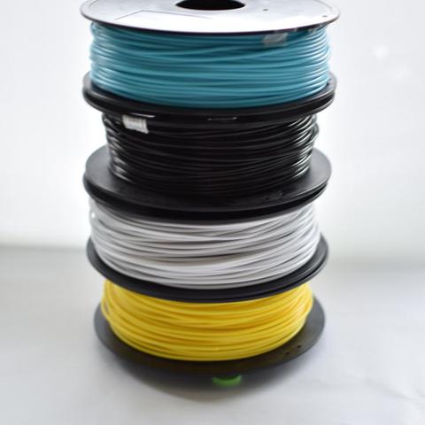 Capture d'écran 2017-05-04 à 11.15.55.png Download free STL file spool holder for several spool filament • 3D printer model, JOHLINK